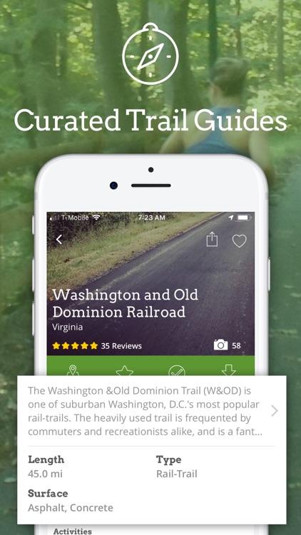 TrailLink: Trail Maps & Guide screenshot-5