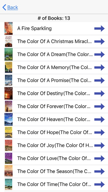 My Books Read screenshot-4