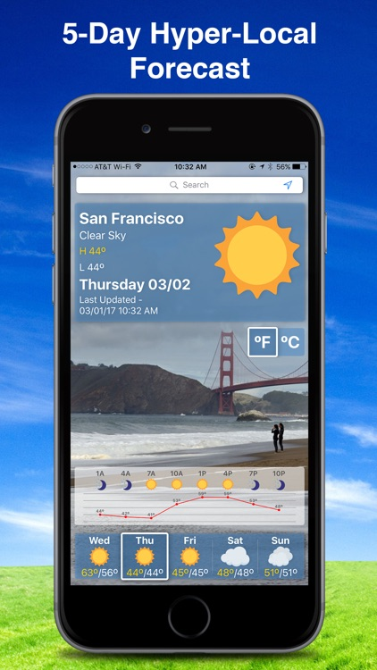 Tempo - Local Weather Forecast