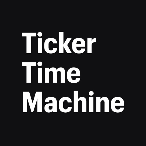 Ticker Time Machine