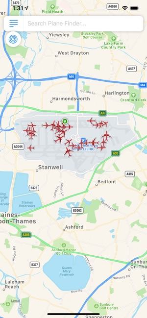Flight Tracker - Plane Finder on the App Store