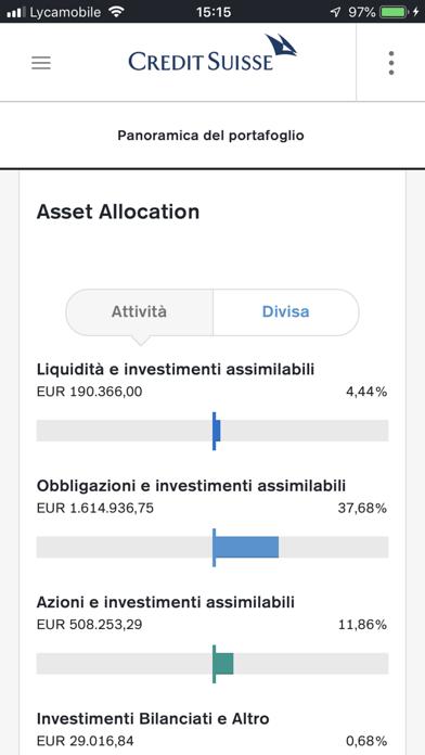 Screenshot of Credit Suisse Digital3