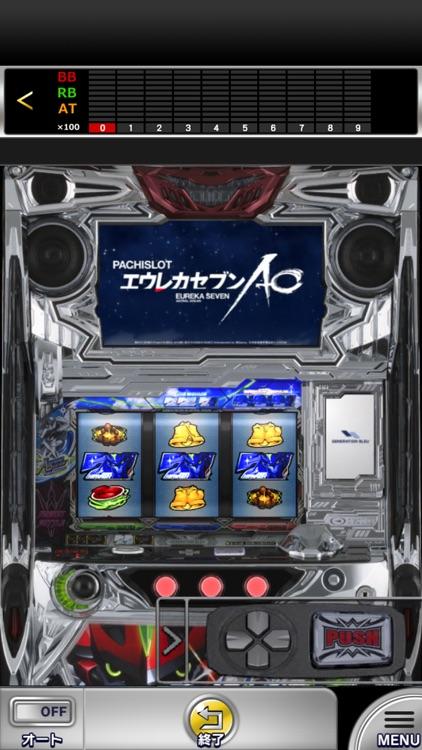 パチスロエウレカセブンAO【777NEXT】