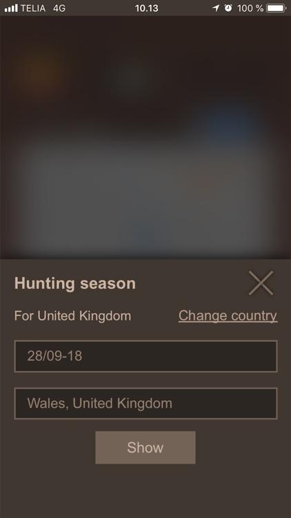 Hunter's Friend