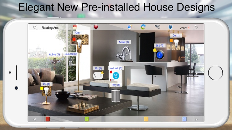 HOS Smart Home All In One Live screenshot-5