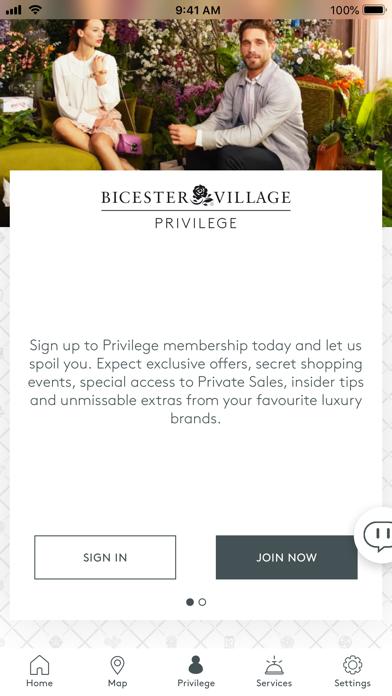 Bicester Village screenshot four