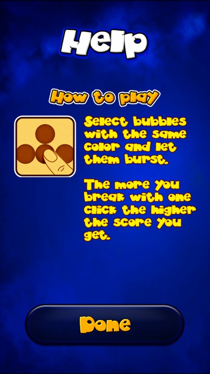 Bubble Burst™ screenshot-3