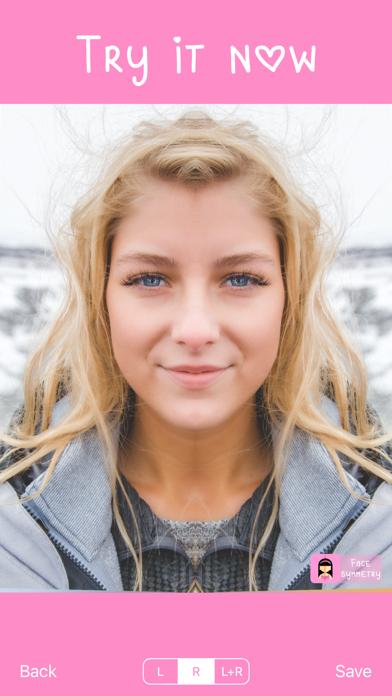 Symmetry Face Makerのおすすめ画像3
