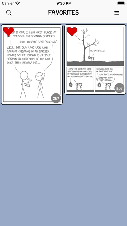 XKCD Matchstick Men screenshot-5