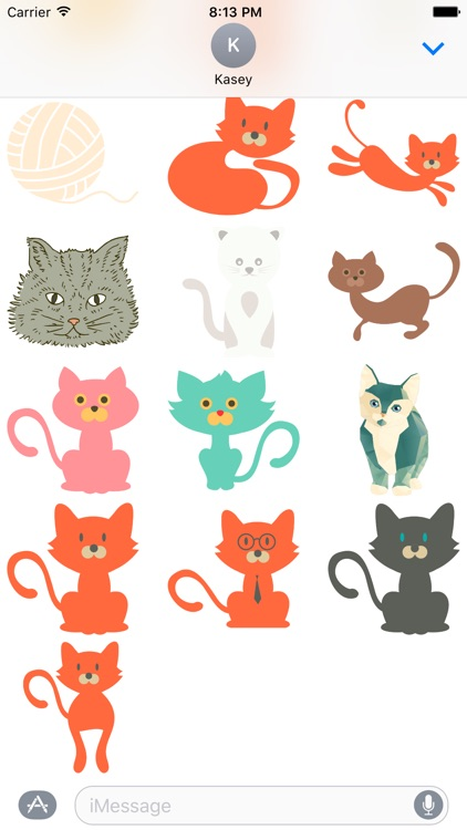 Cat Sticker Pack