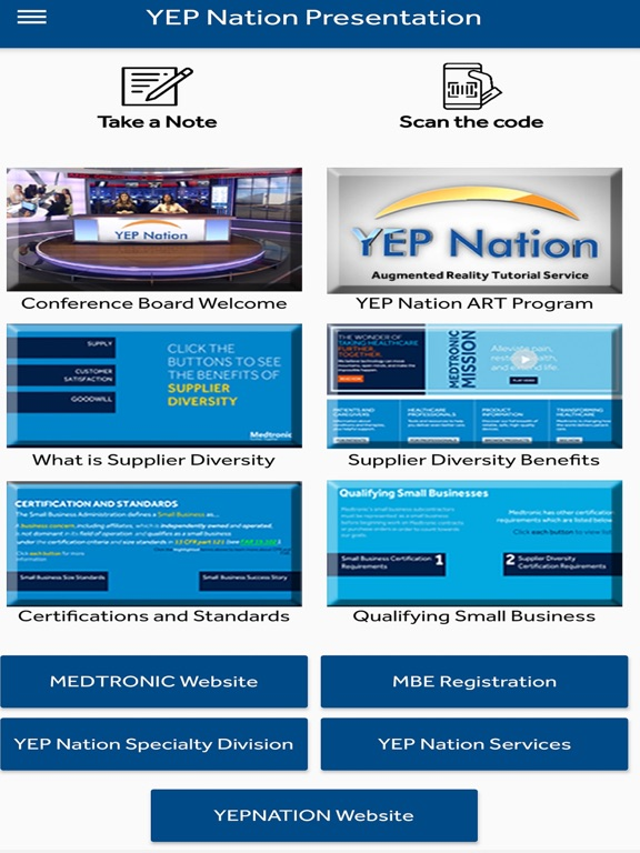 YEP Nation Trade Show App image #1