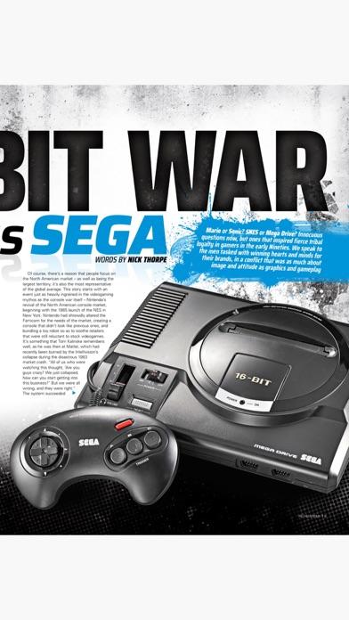 Retro Gamer Official Magazine screenshot three