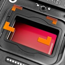 Magic Red ViewFinder