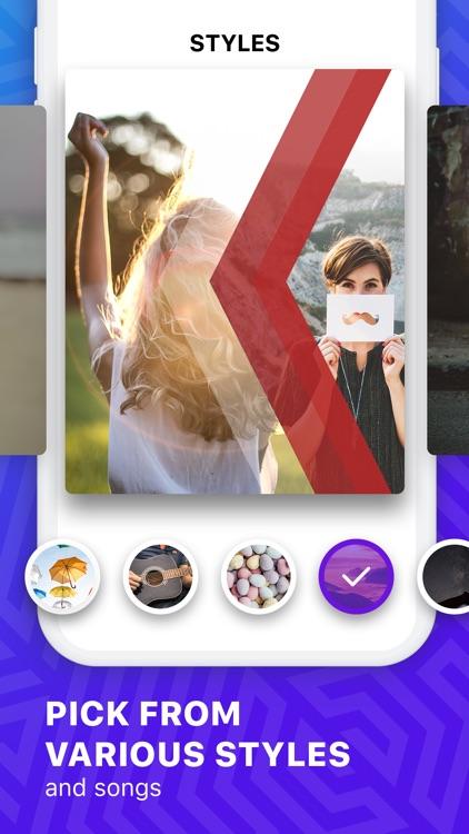 Replay - Video Slideshow maker