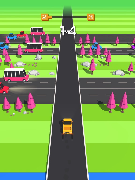 Traffic Run! screenshot 8