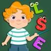 宝宝学英语字母