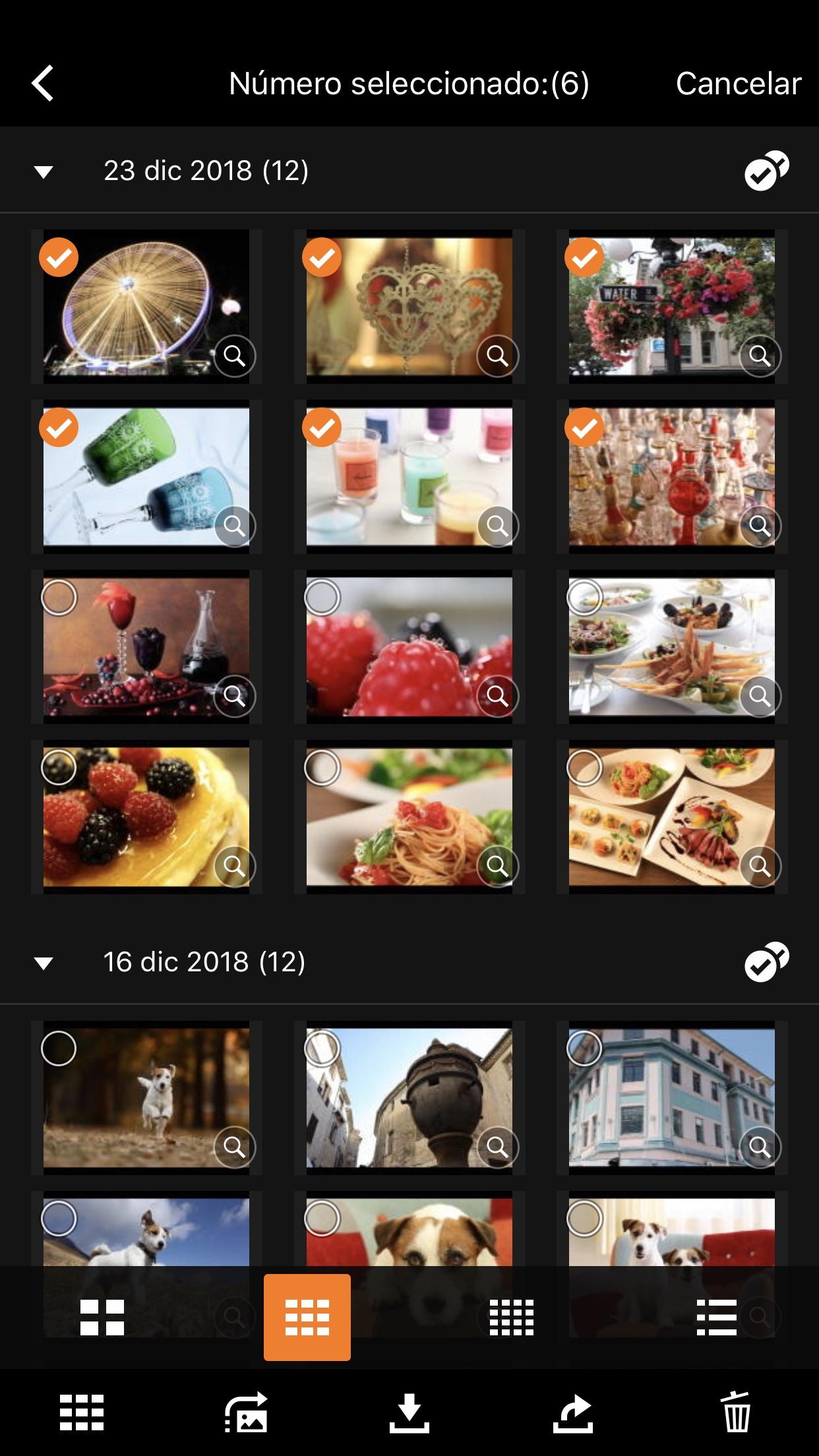 Canon Camera Connect Screenshot