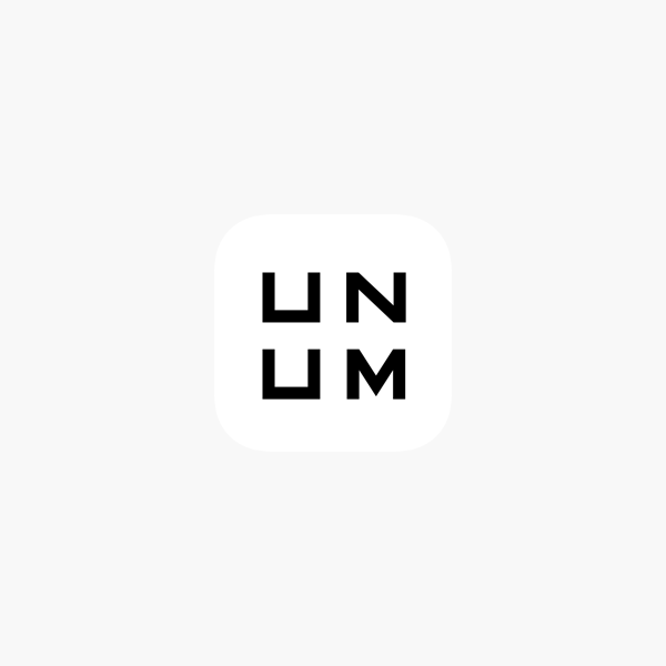UNUM – Design Your Story on the App Store