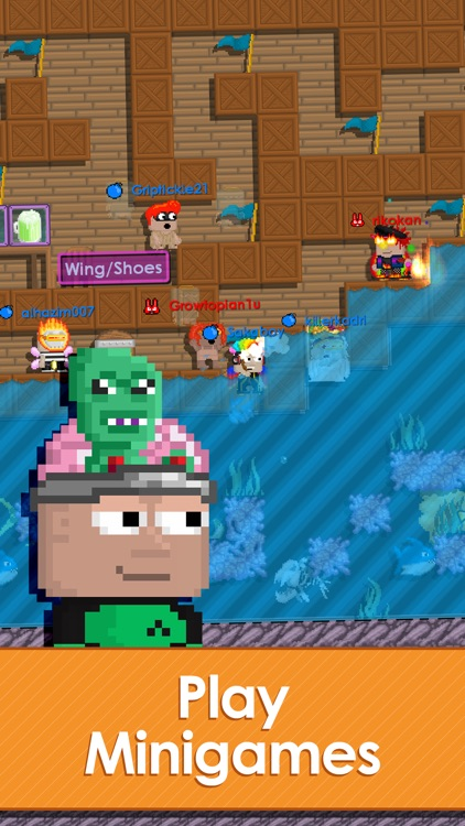 Growtopia screenshot-2