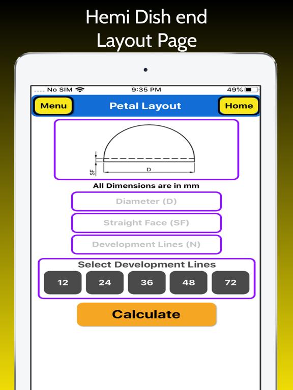 Petal Layout screenshot 11