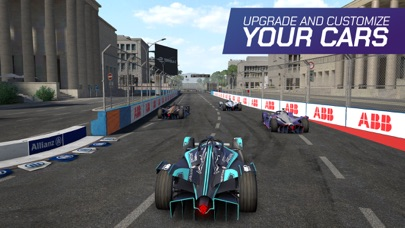 Ghost Racing: Formula Eのおすすめ画像3