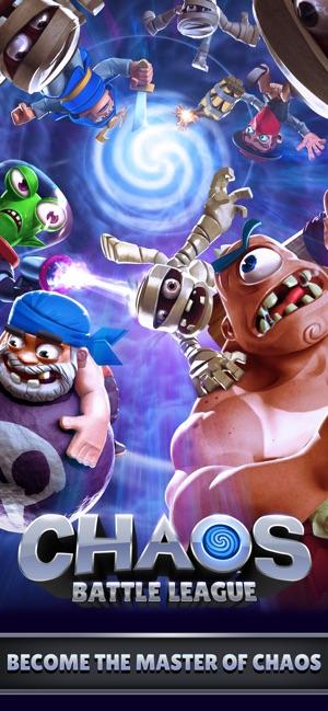 Chaos Battle League on the App Store