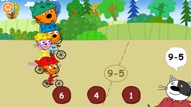 Kid-E-Cats Educational Games screenshot-5