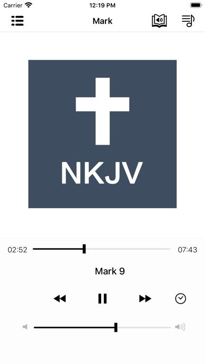 NKJV Bible Books & Audio