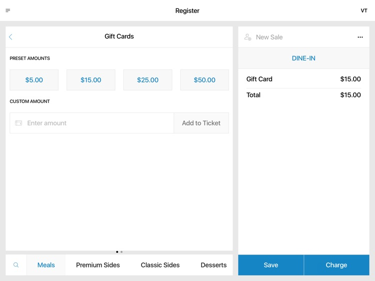 Paytouch Point of Sale (POS) screenshot-6