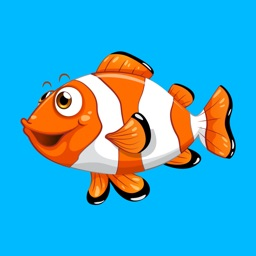 Sea Animal Fish Nemo Stickers