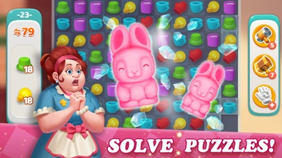 Dream Home Match 3 Puzzles Gam screenshot 4
