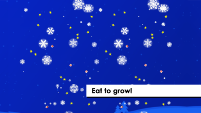 Grow the frozen Christmas snow screenshot two