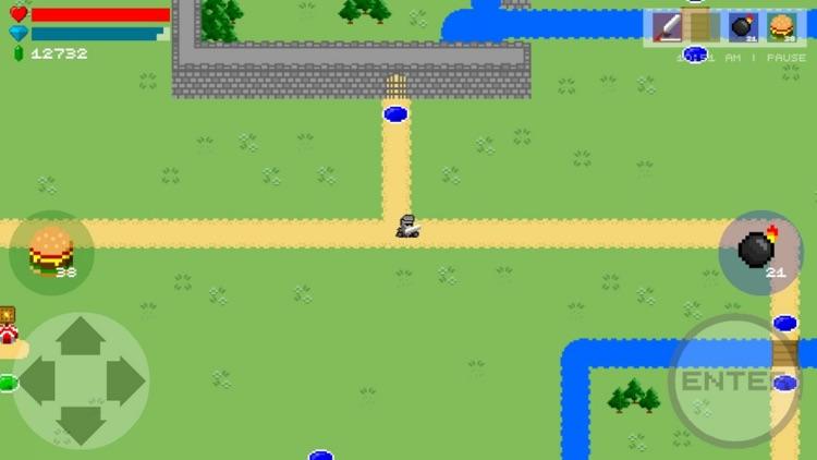 Retro Knight screenshot-0