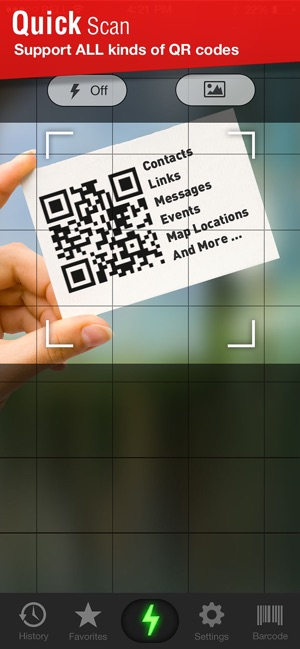 Quick Scan - QR Code Reader on the App Store