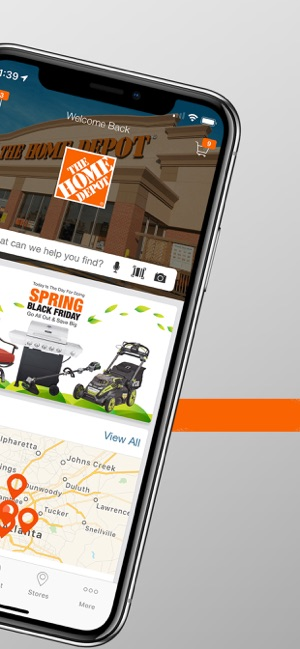 2894f177d9c The Home Depot on the App Store