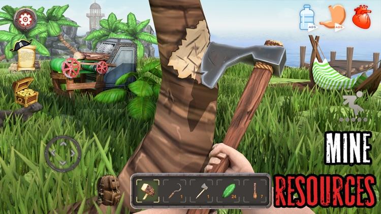 Raft Survival: Lost on Island screenshot-5