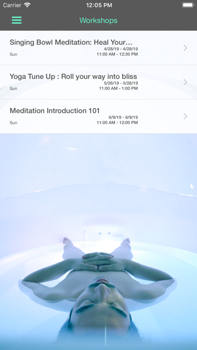 FLOAX Floatation Therapy Spa screenshot three