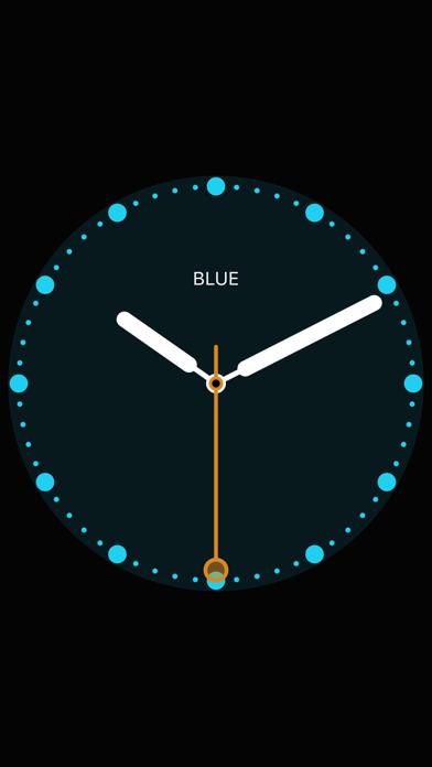 Screenshot #3 pour 屏保时钟-创新全屏模拟电子表