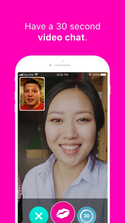 Spottle - Live Video Chat