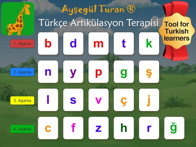 Aysegül Turan Turkish Diction