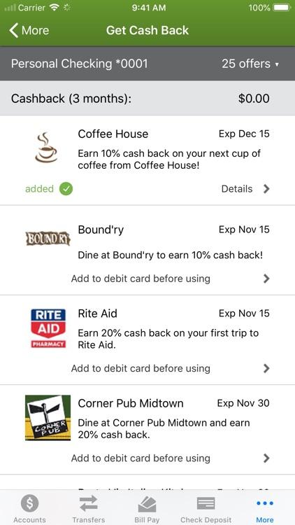 TSBBank Mobile Banking screenshot-6