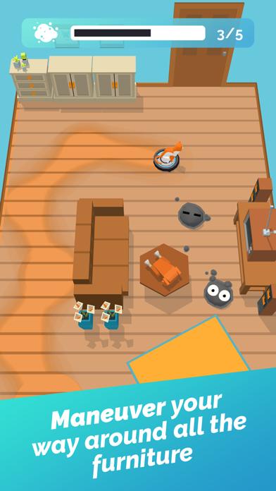 Silly Robot Clean-Up screenshot 4