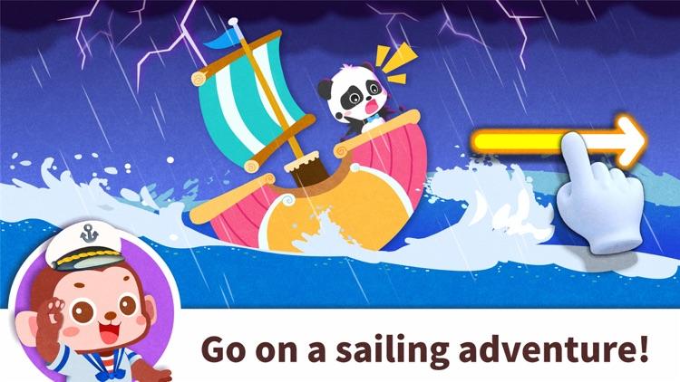Super Panda Jobs -BabyBus Game screenshot-4