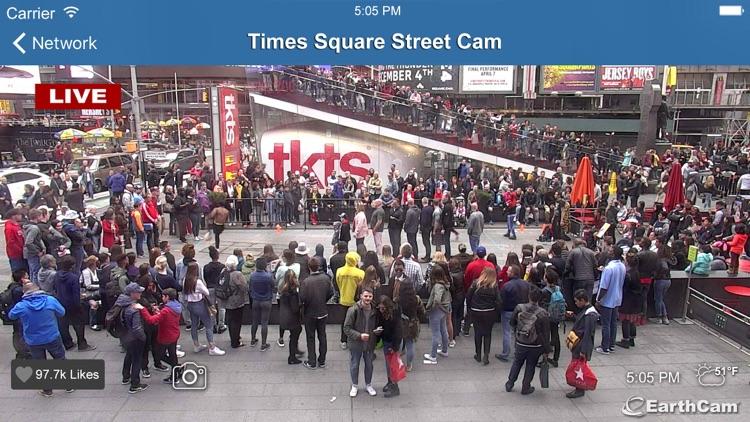 Webcams – EarthCam screenshot-3
