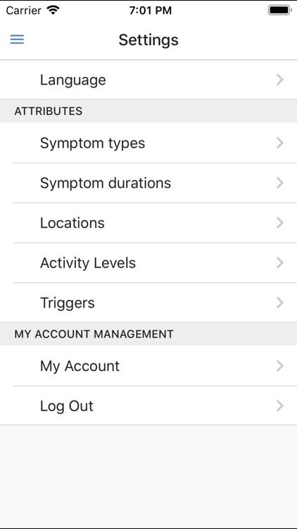 SOENIAⓇ Medical Diary screenshot-4