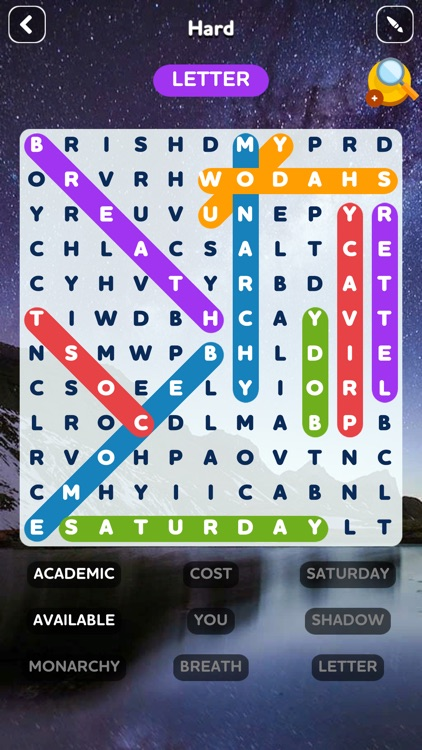 Word Search Quest Puzzles screenshot-4