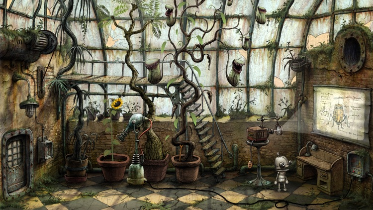 Machinarium screenshot-2