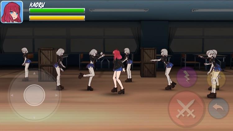 HighSchool Ninja Girls