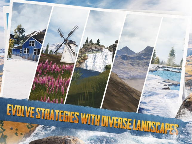 ‎PUBG MOBILE - NEW MAP: LIVIK Screenshot