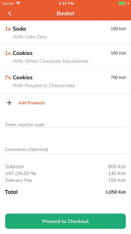 Jumia Food - Food delivery screenshot-5